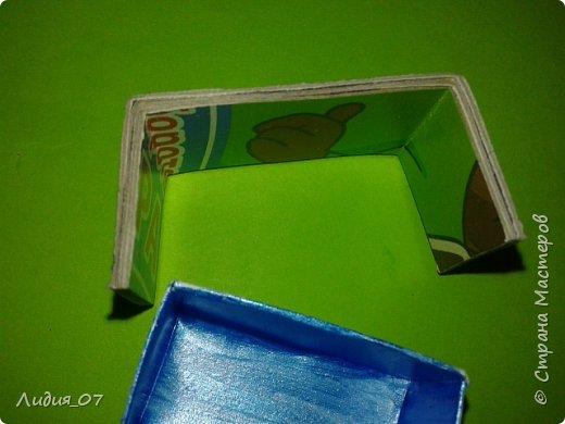 Здравствуйте мастерицы!!! Давно была у меня запланирована спальня для кукол в голубом, уж больно мне этот цвет нравится, но руки ни как не доходили. Но однажды в одной соц сете я увидела мастер класс на стульчик для кукол, и он меня вдохновил, я решила сделать спальню в романтическом стиле))) Сегодня покажу как я делала туалетный столик.... фото 37