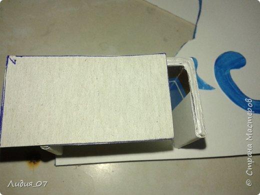 Здравствуйте мастерицы!!! Давно была у меня запланирована спальня для кукол в голубом, уж больно мне этот цвет нравится, но руки ни как не доходили. Но однажды в одной соц сете я увидела мастер класс на стульчик для кукол, и он меня вдохновил, я решила сделать спальню в романтическом стиле))) Сегодня покажу как я делала туалетный столик.... фото 39