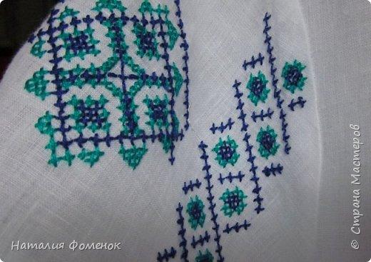 """Рубашка """"Народные мотивы сегодня"""" фото 5"""