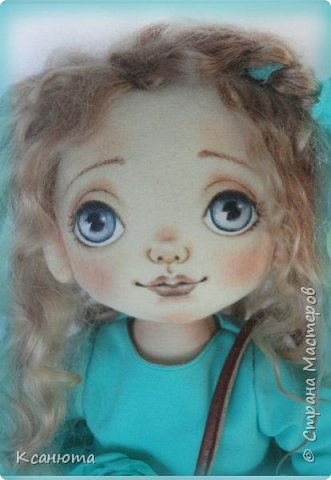 Кукла Юленька,а теперь её зовут Милана. фото 9