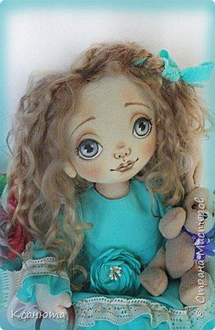 Кукла Юленька,а теперь её зовут Милана. фото 1