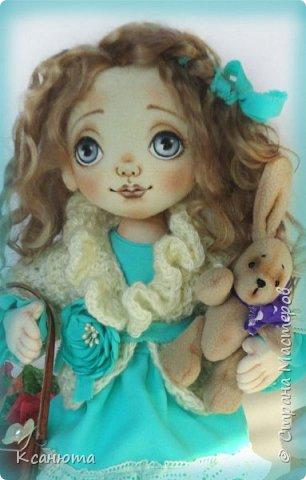 Кукла Юленька,а теперь её зовут Милана. фото 4
