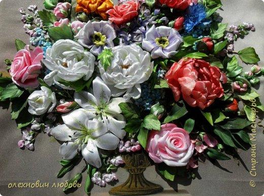 Букет цветов фото 3