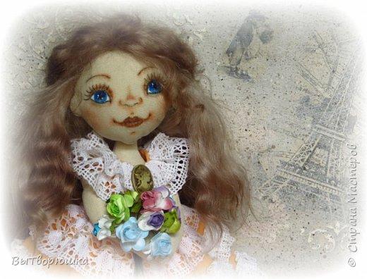 Агния - умница, рукодельница и просто красавица.)))) фото 2