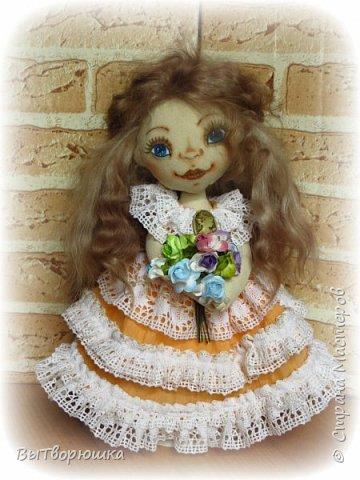Агния - умница, рукодельница и просто красавица.)))) фото 4