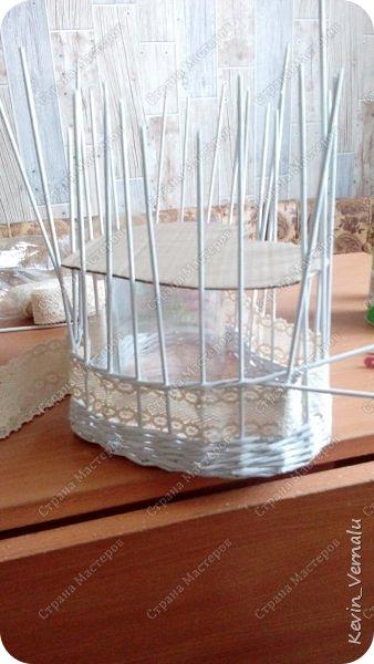 Первые плетеночки. фото 4