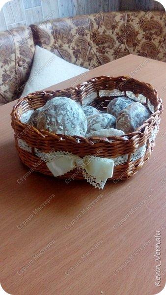 Первые плетеночки. фото 5