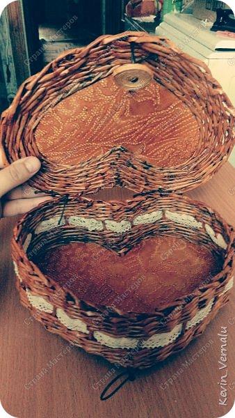 Первые плетеночки. фото 2