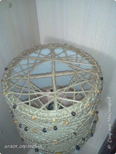 Настольная лампа фото 2