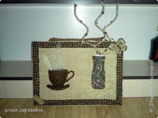 Шпагатно-кофейные подарочки фото 5