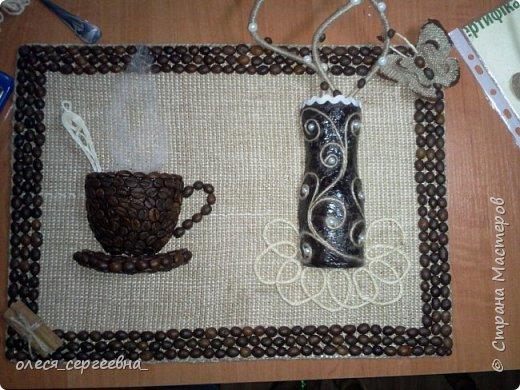 Шпагатно-кофейные подарочки фото 6