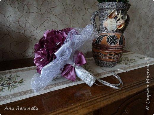 сватбен букет фото 2