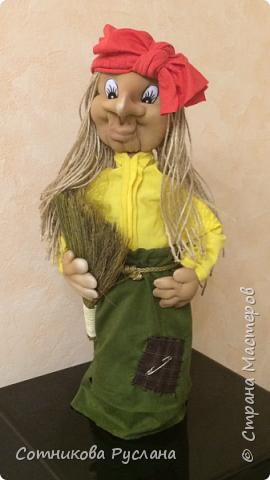Ягуша для интерьера и кукольных спектаклей фото 1