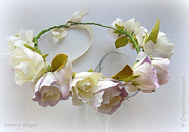 свадебные венки фото 7
