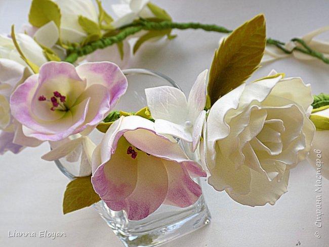 свадебные венки фото 8