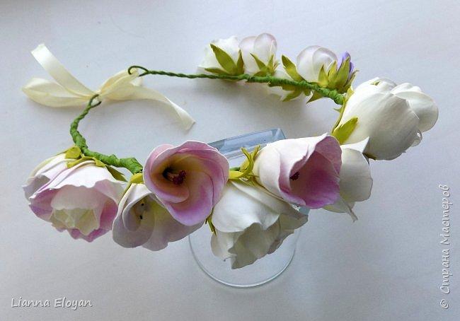 свадебные венки фото 6