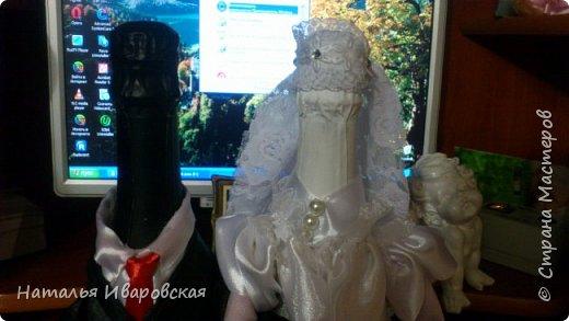Костюмчики на бутылки фото 2