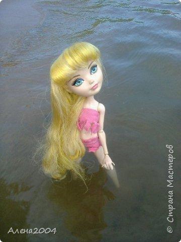Приветик!!! в это воскресенье мы ездили на Волгу и я взяла с собой Блонди. фото 6