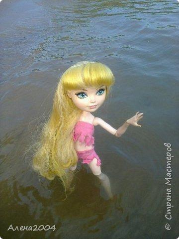 Приветик!!! в это воскресенье мы ездили на Волгу и я взяла с собой Блонди. фото 7