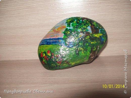 рисунки на камнях фото 11