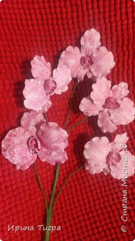 цветы с применением молдов фото 1