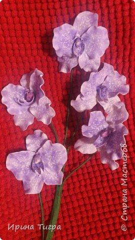цветы с применением молдов фото 2