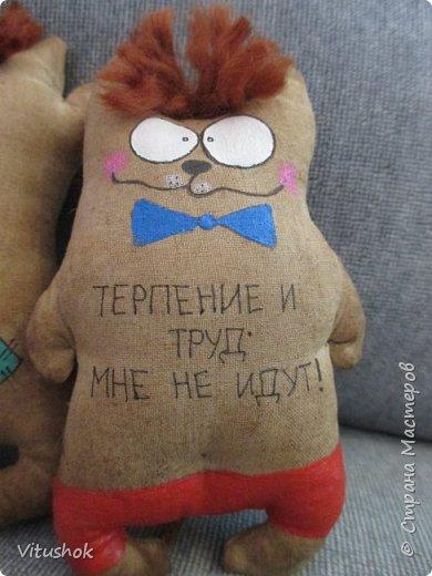 МК Надежды Колотьевой вдохновил на создание таких симпотяг фото 4