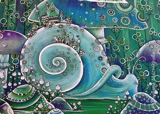 """""""Лесное чудо"""" Автор Макарова Варвара, Волгоград. фото 2"""
