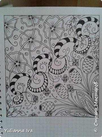Еще немного антистресс-рисовалок))) фото 1