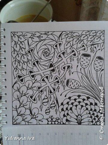 Еще немного антистресс-рисовалок))) фото 2
