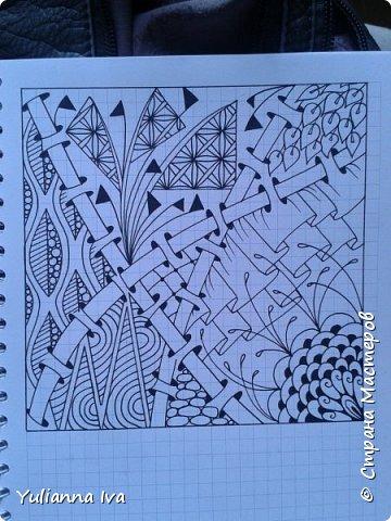 Еще немного антистресс-рисовалок))) фото 4