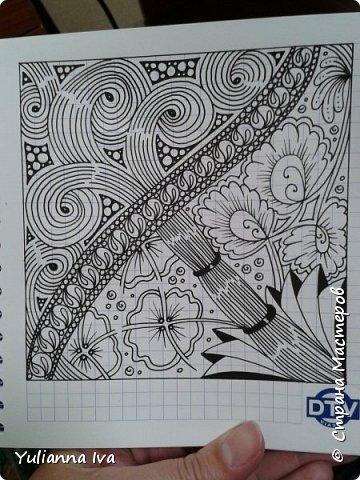 Еще немного антистресс-рисовалок))) фото 8