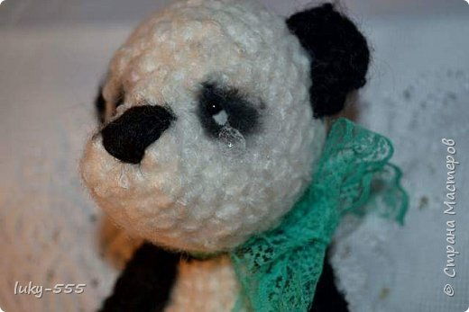 Домовёнок и грустная панда. фото 5