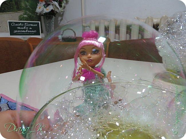 сегодня всемыльный день пузырей! и мы с Эмми решили его отметить! фото 1