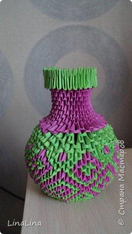 Дорогие друзья! Сделала вот такие прекрасные вазочки. фото 1
