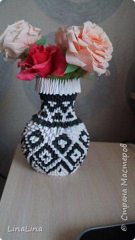 Дорогие друзья! Сделала вот такие прекрасные вазочки. фото 2