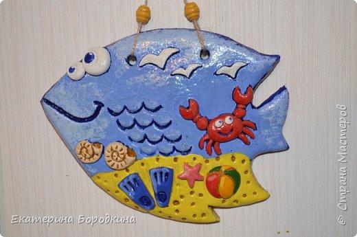 Морская рыбка фото 1