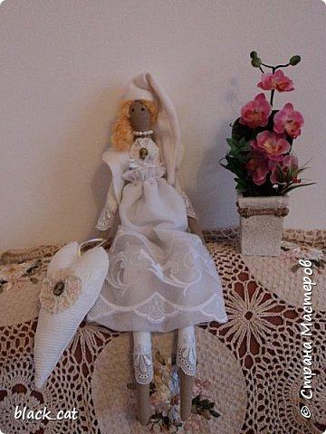 Кукла тильда  фото 1