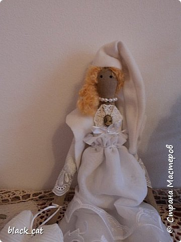 Кукла тильда  фото 2