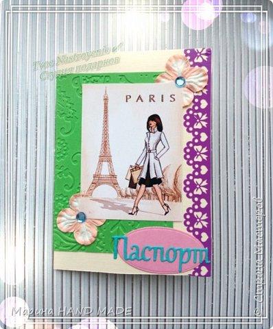 """Обложки на паспорт """"Страны мира"""" фото 2"""