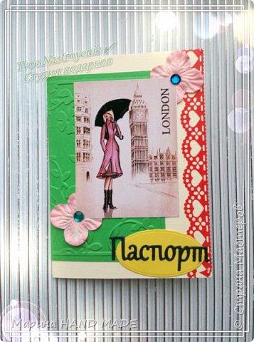 """Обложки на паспорт """"Страны мира"""" фото 5"""