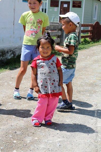 Возвращаемся назад в Онгудай а цивилизацию. фото 11