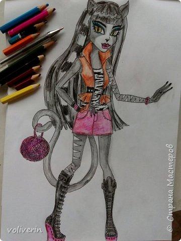 Это последняя часть рисунков, ближайшее время, я если и буду рисовать кукол, то с другого мультика. Выложу не все, а только те, что мне больше нравятся и некоторые перерисованные из первых двух блогов. фото 22