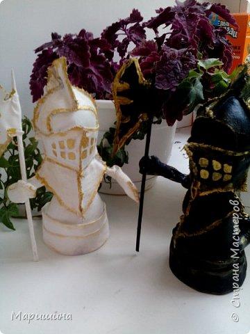 Бравые солдаты шахматных королей!!! фото 1
