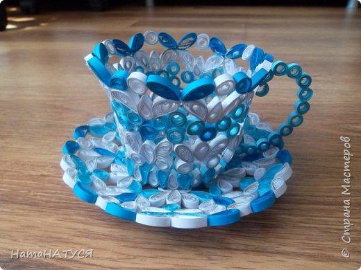Добрый день всем!!! Вдохновившись работой Наташи Орловой (http://stranamasterov.ru/node/956568?c=favorite), я тоже решила создать такую цветочную чай-паузу. Далее поэтапный фотоотчёт. фото 4