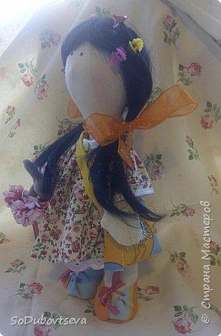 проба новой куклы фото 1