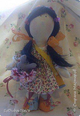 проба новой куклы фото 2