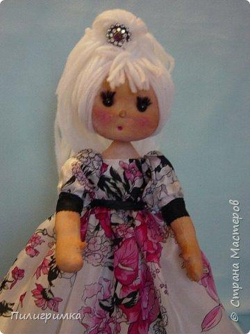 Кукла сшита из бифлекса. фото 2