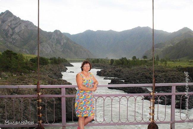 Всем здравствуйте! Продолжаем путешествие. Мы приехали в Чемал и сразу на мой любимый берег. Мы всегда по приезду приходим на берег Катуни и перед отъездом мы тоже всегда с ним прощаемся. А сегодня я пришла с ним поздороваться. фото 68