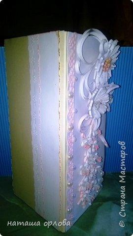 """Доброго времени уважаемые мастера и мастерицы, моей любимой """" Страны мастеров"""". Представляю на ваш суд сою новую открытку.  Задумана открытка как поздравление к дню рождения. Очень хочется узнать мнение со стороны. Как вы думаете уместна-ли эта  открытка для поздравления к дню рождения ? подойдёт-ли ? Может приберечь к другому событию?  В данной работе использовала тычинки для цветов собственного изготовления. фото 3"""